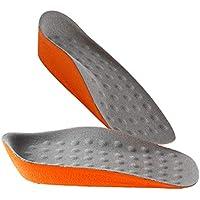 Höhe erhöhen Schuhe Einlegesohle - 0,39 Zoll Heels heben Einsätze für Männer und Frauen preisvergleich bei billige-tabletten.eu