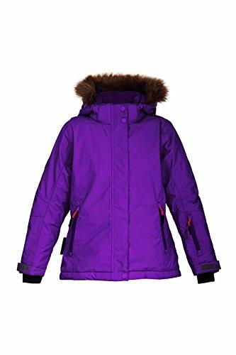 TICKET TO HEAVEN Jacke Madison mit abnehmbarer Kapuze Kinder Jungen Mädchen purple magic