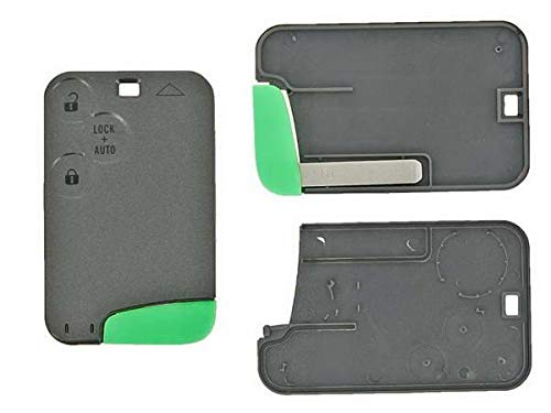 KLEMAX Carte Renault, 3 boutons référence: REN315