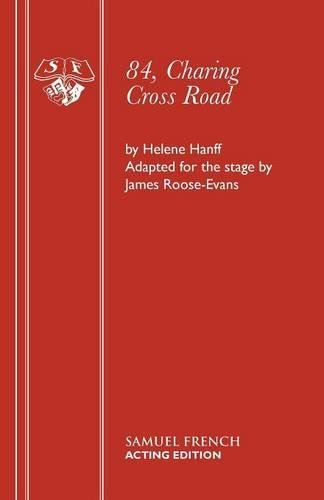 84, Charing Cross Road por Helen Hanff