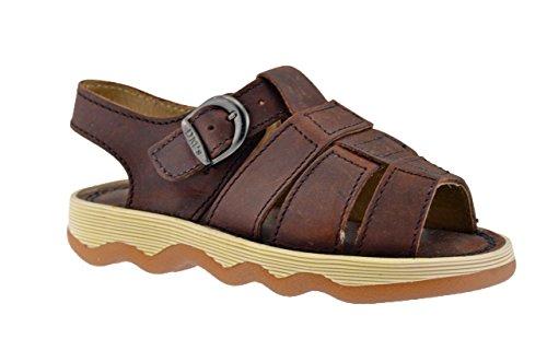 Dr Martens Sandales Sandales Neuf Chaussures Enf. Brun
