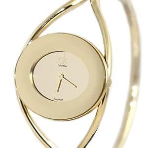 Montre Calvin Klein Delight K1a23909 Femme Doré