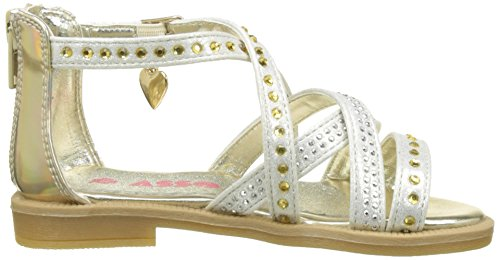ASSO Sandal, Spartiates Fille Beige (beige)