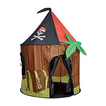 Kids Kingdom Pop-up Pirate Cabin Play Tent  sc 1 st  Amazon UK & London Underground Tube Station Tent for Kids Pop Up Play Tent ...