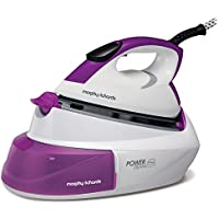 Morphy Richards 333001 Steam Generator Iron (Purple)