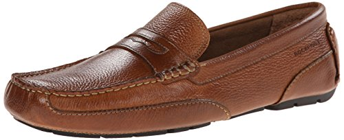 Rockport - Op Penny chaussures pour hommes Tan