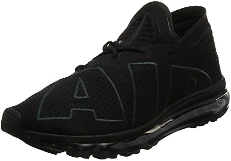 Nike Nike Air Max Flair - Zapatillas de malla para hombre multicolor negro/gris oscuro 42 EU