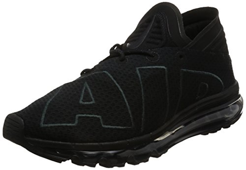 Nike Nike Air Max Flair, Sneaker uomo multicolore Black/Anthracite 42 EU, Triple Black, 40 EU