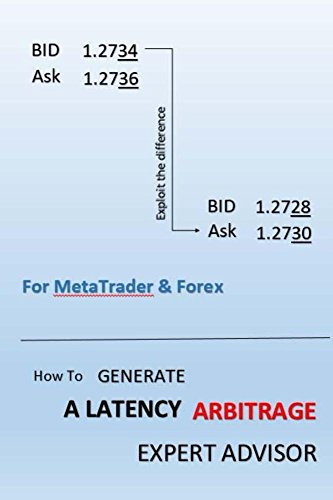How To Generate A Latency Arbitrage Expert Advisor (English Edition)
