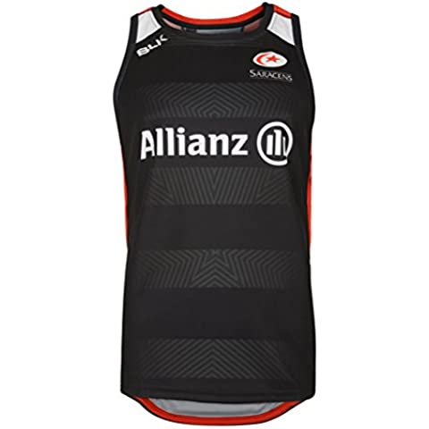 Saracens Rugby Training Singlet 2016