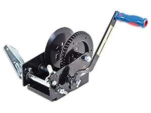 Omega Mechanix 2119089 Treuil Manuel, 1,500 kg