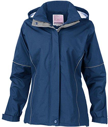 Urban Outdoor Jacket - Leichte Wasser- und Winddichte Jacke Für Damen Royal