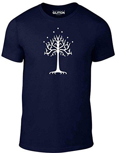 Bullshirt's Men's White Tree of Gondor -