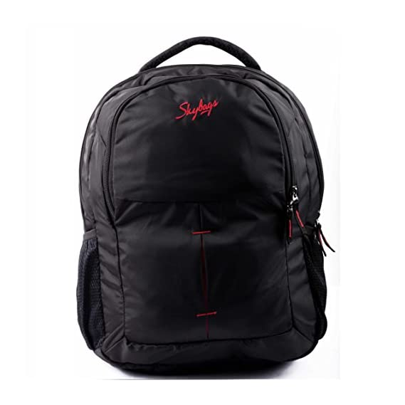 Skybags Clove 30 Ltrs Laptop Backpack (Black)