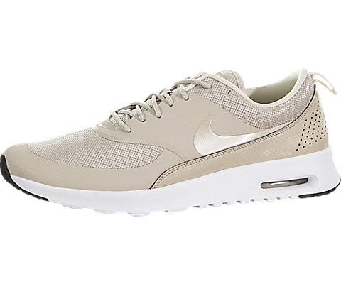 quality design 19cf6 60088 Nike Air Max Thea, Chaussures de Fitness Femme, Multicolore (String Light  Cream