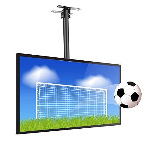 Invision A1 - Soporte de pared para TV 26-42 Pulgadas, Ultra Delgado, Distancia a la pared 46mm, Inclinable y Giratorio - VESA 200 - Hasta 40kg de Peso (HDTV-M)