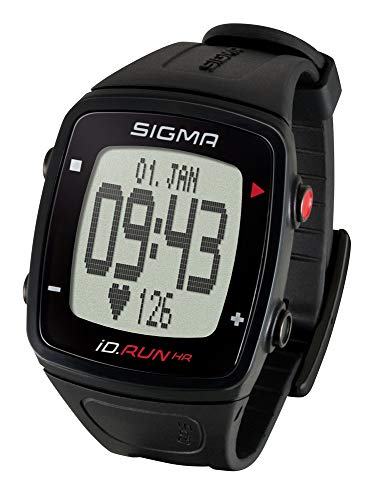 Sigma Sport ID.Run HR GPS Laufuhr, Black