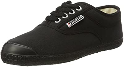Kawasaki Rainbow Step Basic Black - Zapatillas Unisex adulto