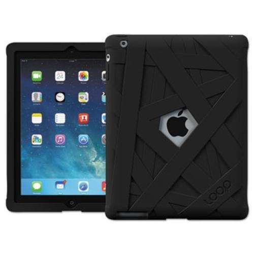 Loop Mummy Case for iPad 4th Gen, Black