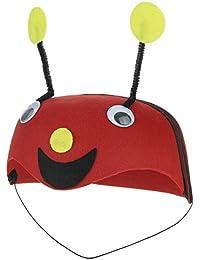 EOZY Kinder Kostüm Cap Hut Mütze mit Tier Gesicht