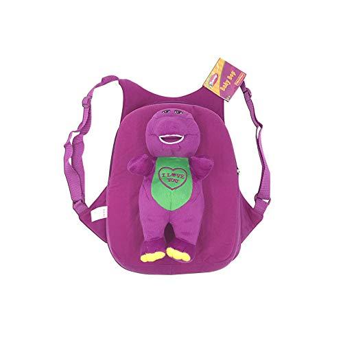 ds Kids Plüschpuppe Rucksack Royalblue,Purple ()