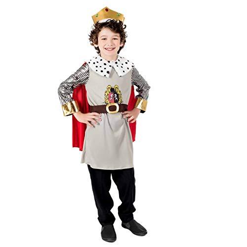 King Boy Kostüm - Fun Shack FNK4586XL Kostüm, Boys, King, xl