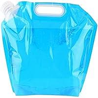 Tragbar Faltbar Wasser Speicher Wasser Container Water Carrier Lifting Tasche Camping Wandern Survival Kit Werkzeug preisvergleich bei billige-tabletten.eu