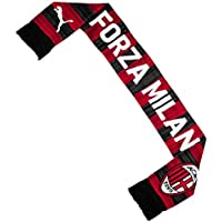 Puma 53546, Scarf Unisex – Adulto, Tango Red Black, UA