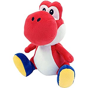 Little Buddy Peluche Yoshi Rojo Super Mario Bros. (15 cm) -
