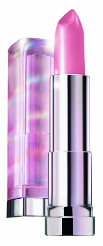 Maybelline New York Color Sensational The Shine, 110 Pintalabios rosa Sugar,...