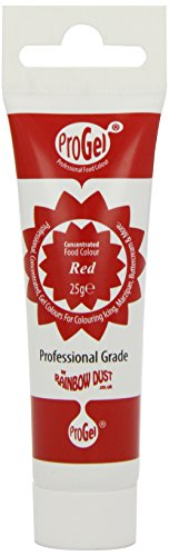 Pro-Gel Food Colouring - Red