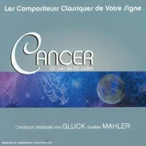 Les Compositeurs classiques de votre signe : Cancer