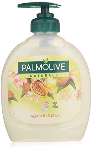 Health & Beauty Other Bath & Body Supplies 2 X Palmolive Natural Delicate Care Nourishing Liquid Handwash Almond Milk 300ml