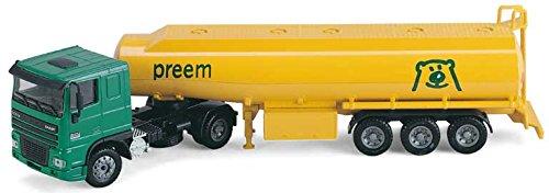 DAF - Camión de Cabina Baja con Cuba Gasolina (Joal 346)