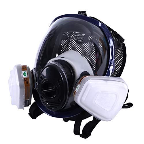 Runrain Kit respirador Facial 6800 Pintar plaguicidas