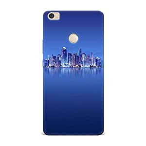 Qrioh Printed Designer Back Case Cover for Xiaomi Mi Max - 122M-MP3778