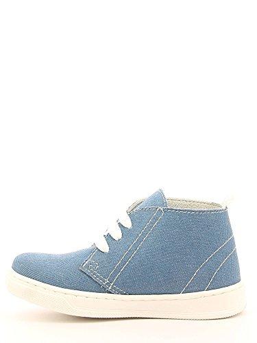 Melania, Bottes pour Fille Bleu - Jeans