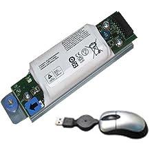 Amsahr dl2f8k3 -05 batería de repuesto para Dell Series