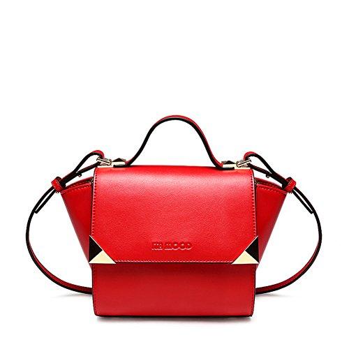 Mini borsa in inverno/Borsa piccola diagonale/Borsa tracolla da donna/borsa a tracolla Incline-A A