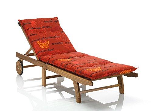 Auflagen für Liegen Ibiza 40240-440 in terrakotta Liegenauflagen (ohne Liege)