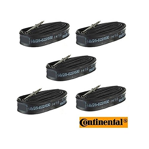 continental-race-28-700c-x-18-23c-presta-tubes-60mm-long-pack-of-5