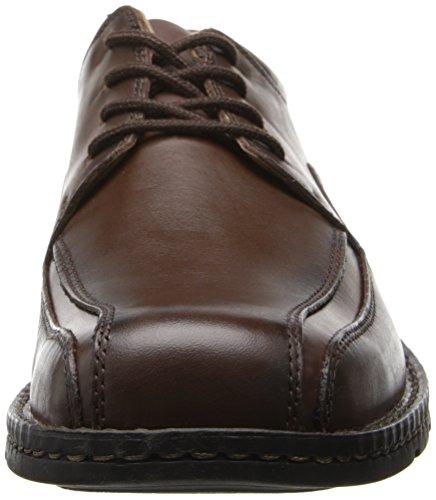 Dockers  Trustee, Chaussures de ville à lacets pour homme tan foncé
