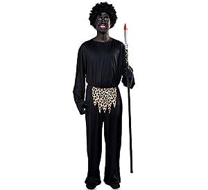 Fyasa 706211-T04 Cannibal - Disfraz de niño para 12 años de Edad,, Grande