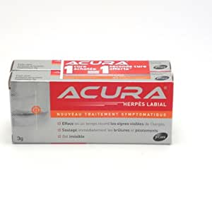 JeCare Acura Herpès Labial 3 g