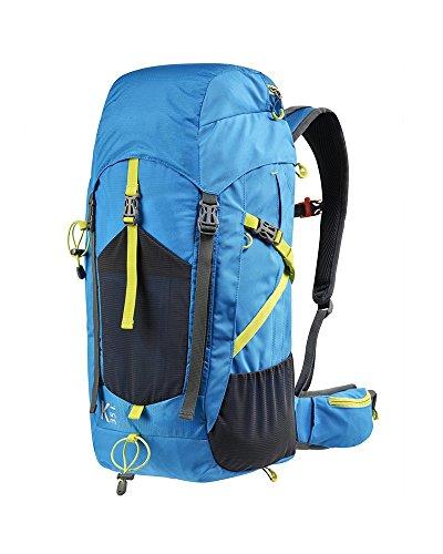 Bsa-rucksack (BSA Gear K 35Rucksack Trekking 35L, Blue)