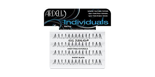Ardell Duralash Naturals Individual Lashes , Short, 56 Count by Ardell