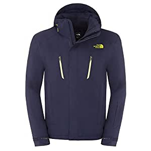 Jeppeson Veste The North Face X-Large Cosmic Blue