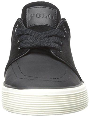 Polo Ralph Lauren Faxon Low Fashion Sneaker Black/black