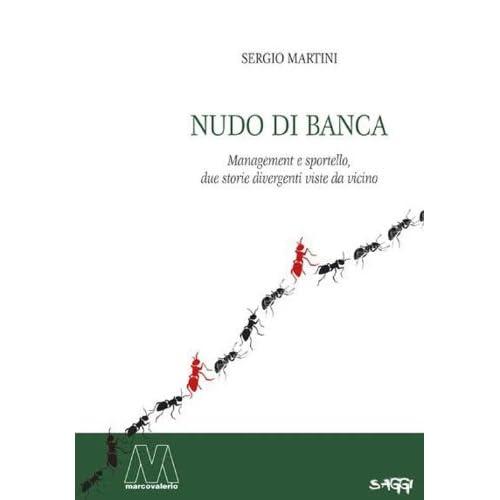 Nudo Di Banca. Management E Sportello, Due Storie Divergenti Viste Da Vicino