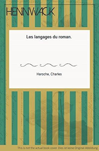 les-langages-du-roman